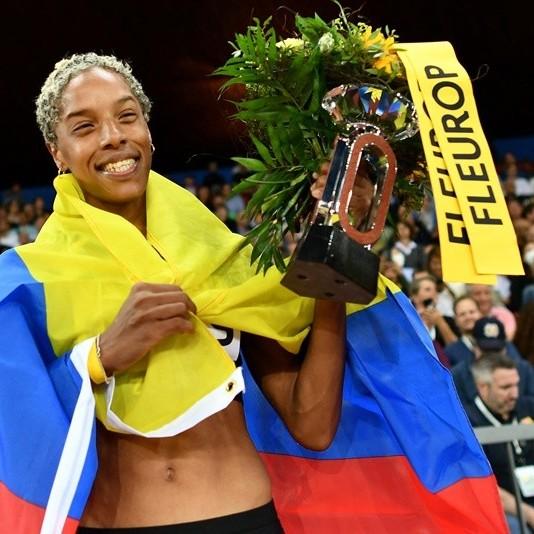 Diario Frontera, Frontera Digital,  YULIMAR ROJAS, Deportes, ,Yulimar Rojas amplía su lista de logros al resultar vencedora  en las finales de la Liga de Diamante