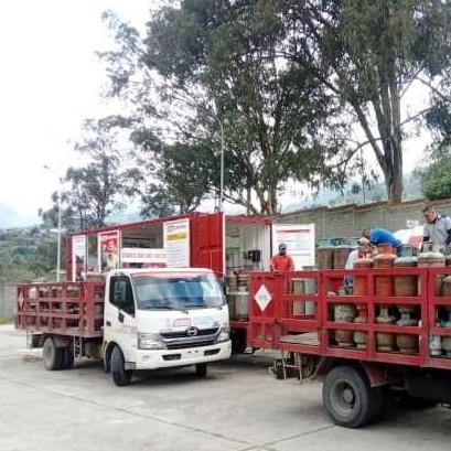 Diario Frontera, Frontera Digital,  NEVADO GAS, Regionales, ,Nevado Gas ha beneficiado  a más de  6.500 familias en El Valle del Mocotíes
