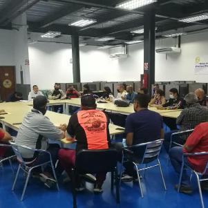 Diario Frontera, Frontera Digital,  JESÚS ARAQUE, Regionales, ,ODDI Municipio Libertador  analiza acciones para dar respuesta a los merideños
