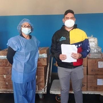 Diario Frontera, Frontera Digital,  MEDICAMENTOS IAHULA, Salud, ,Arribaron al IAHULA más 8 mil unidades de material de osteosintesis