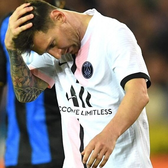 Diario Frontera, Frontera Digital,  PSG, Deportes, ,Champions League: el tridente del PSG desilusionó