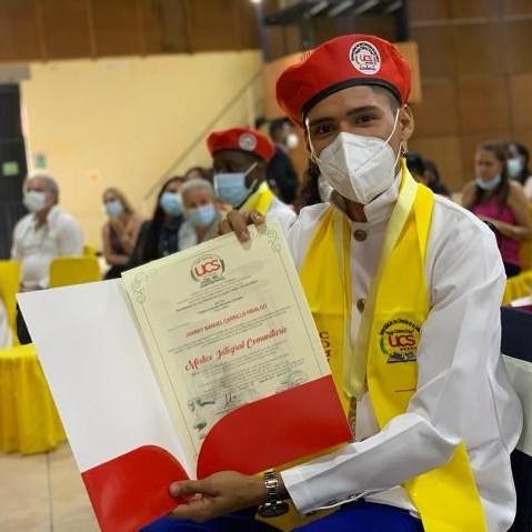 Diario Frontera, Frontera Digital,  MIC, Salud, ,Mérida aporta al país 73 nuevos médicos integrales  que recibieron su título este jueves