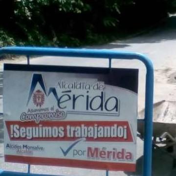 Diario Frontera, Frontera Digital,  PARROQUIA JACINTO PLAZA DE MÉRIDA, Regionales, ,Ayuntamiento Capitalino de Mérida intensifica trabajos  de mantenimiento de la vía a la urbanización Carabobo