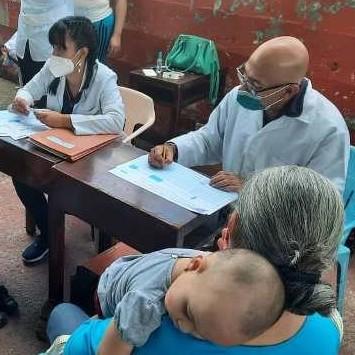 Diario Frontera, Frontera Digital,  EL COROZO, Regionales, ,Habitantes de El Corozo de Tovar recibieron atención médica integral