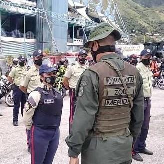 Diario Frontera, Frontera Digital,  ZODI, Sucesos, ,Desplegados 267 efectivos y funcionarios  para reforzar cuadrantes de paz en Mérida