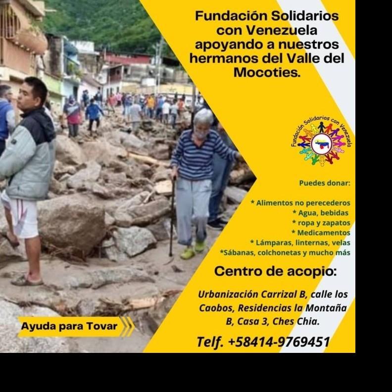 """Diario Frontera, Frontera Digital,  Fundación Solidarios con Venezuela, Regionales, ,""""Si todos ayudamos serán menos los que sufren"""""""