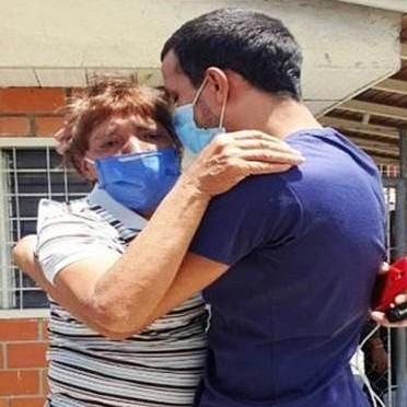 Diario Frontera, Frontera Digital,  DANIEL PARRA, Sucesos, ,Mérida: Excarcelan al preso político Daniel Parra
