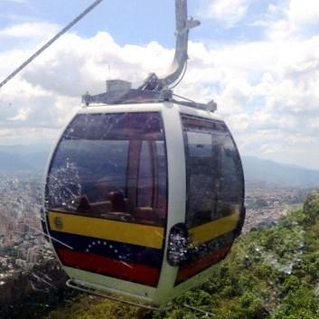 Frontera Digital, Diario Frontera, Activan rutas turísticas por mantenimiento  en teleféricos de Caracas y de Mérida