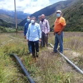 Diario Frontera, Frontera Digital,  IMDERURAL, Regionales, ,Imderural entregó tubería de agua en Pueblo Nuevo del Sur