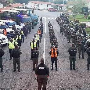 Diario Frontera, Frontera Digital,  Desplegados 200 funcionarios, cuadrantes de paz, ZODI MÉRIDA, Sucesos, ,Desplegados 200 funcionarios para reforzar  los Cuadrantes de Paz del área Metropolitana de Mérida