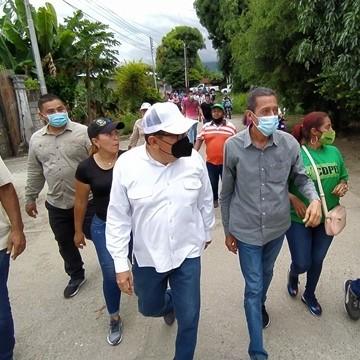 """Diario Frontera, Frontera Digital,  EDGAR MÁRQUEZ, LISANDRO SEGURA, MUCUJEPE, Panamericana, ,Edgar Márquez: """"Los ciudadanos también pueden llegar al consenso y salir a votar"""""""