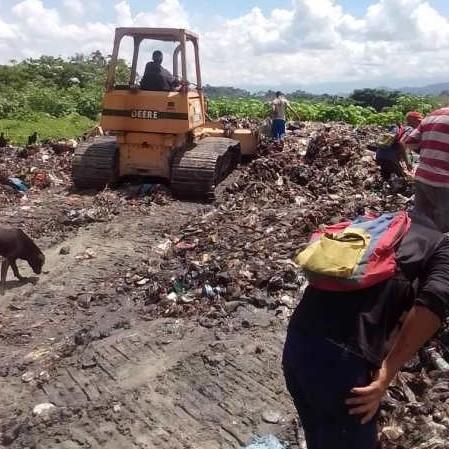 Diario Frontera, Frontera Digital,  VERTDERO DE ONIA, MUNICIPIO ALBERTO ADRIANI, Panamericana, ,Vertedero de Onia está recibiendo los desechos sólidos de la mancomunidad