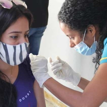 Diario Frontera, Frontera Digital,  Gobierno Bolivariano comenzó en Mérida, Regionales, ,Gobierno Bolivariano comenzó en Mérida  inmunización de estudiantes universitarios contra covid-19