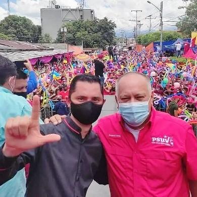 """Diario Frontera, Frontera Digital,  JESÚS ARAQUE, Politica, ,Jesús Araque: """"Juntos por la Victoria con un gobernante  que ame a Mérida y ese es nuestro hermano Jehyson Guzmán"""""""