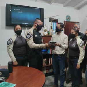 """Diario Frontera, Frontera Digital,  POLICÍA MUNICIPAL DE LIBERTADOR, Regionales, ,Jesús Araque: """"Trabajaremos por un sistema de seguridad  más efectivo para Mérida"""""""