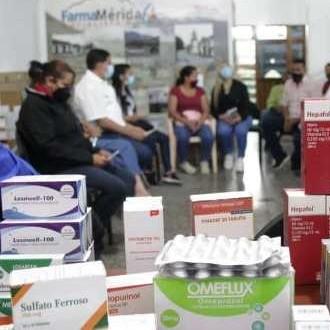 Diario Frontera, Frontera Digital,  MEDICAMENTOS, MÉRIDA, FARMACIAS COMUNITARIAS, MÉRIDA, Salud, ,Más de 313 mil unidades de medicamentos  llegaron a Mérida para farmacias comunitarias