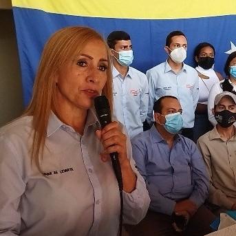 Diario Frontera, Frontera Digital,  SONICA CASTRO, Mocoties, ,Sonia Castro es la candidata de la Plataforma Unitaria y la MUD a la Alcaldía de Tovar