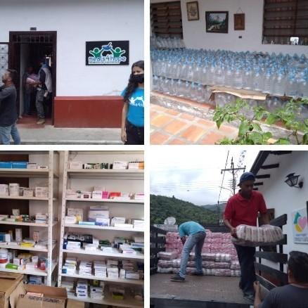 Diario Frontera, Frontera Digital,  proyecto emergencia Zea, Regionales, Mocoties, ,Ayuda Humanitaria llega a los más vulnerables  mediante el proyecto emergencia Zea