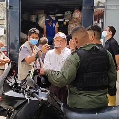 Diario Frontera, Frontera Digital,  ODH - ULA, Regionales, ,Gestión de ayuda humanitaria no debe politizarse ni militarizarse