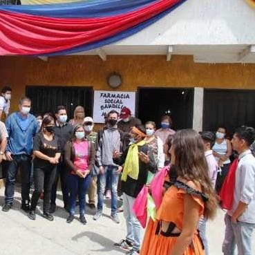 Diario Frontera, Frontera Digital,  INAUGURAN FARMACIA COMUNITARIA, TOVAR, Mocoties, ,Jehyson Guzmán inauguró farmacia comunitaria  en Tovar