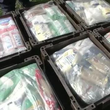 Diario Frontera, Frontera Digital,  FANB, Regionales, ,Gobierno Bolivariano distribuyó alimentos vía aérea   a zonas afectadas de los pueblos del Sur