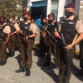 Diario Frontera, Frontera Digital,  ZODI 22 MÉRIDA, Regionales, ,ZODI 22 Mérida realizó despliegue de seguridad en 4 municipios de Mérida